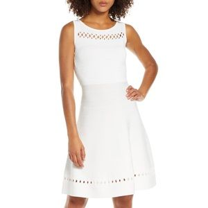 NWOT FRENCH CONNECTION Fit and Flare Dress, 2